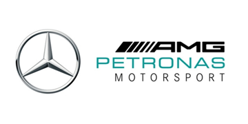 Logo for Mercedes AMG F1